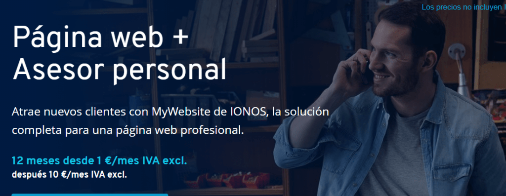 asesor personal ionos